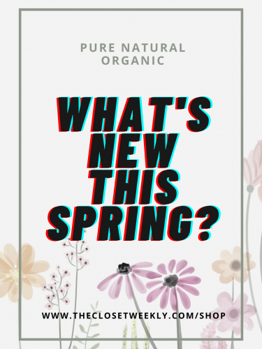 What's New This Spring?