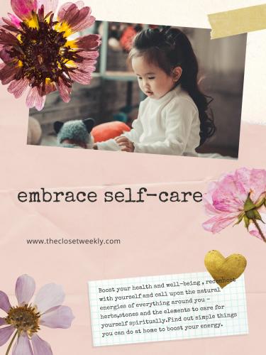 Embrace Self-Care